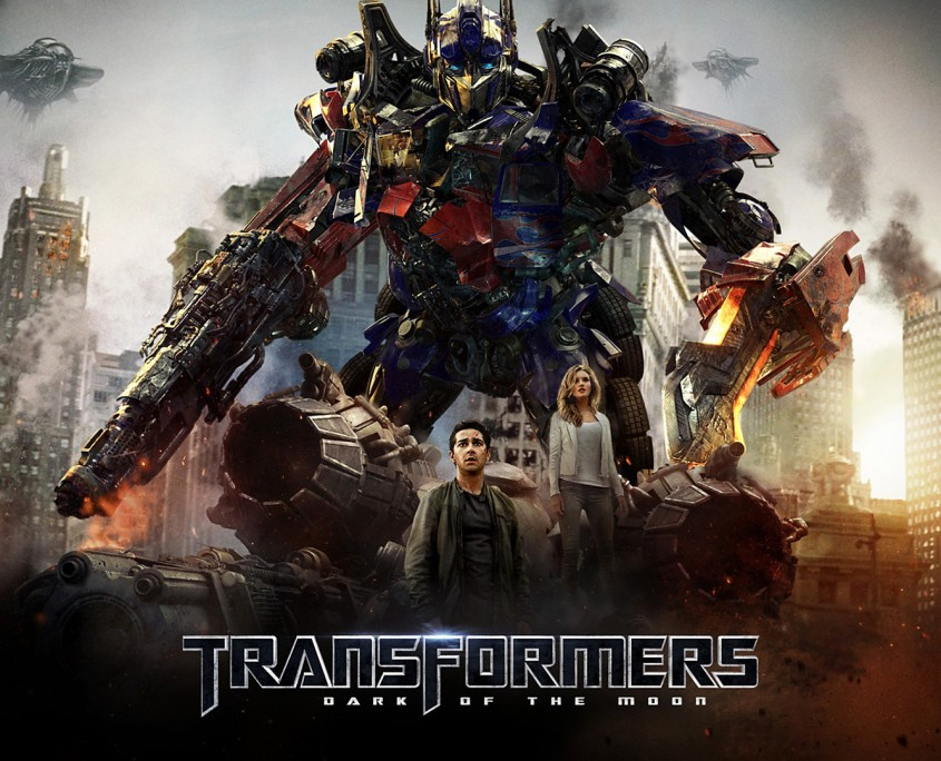 Transformers 3, image by Digital Citizen