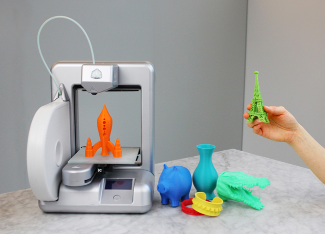 3D Printer, by Mr. Hoffman's Blog