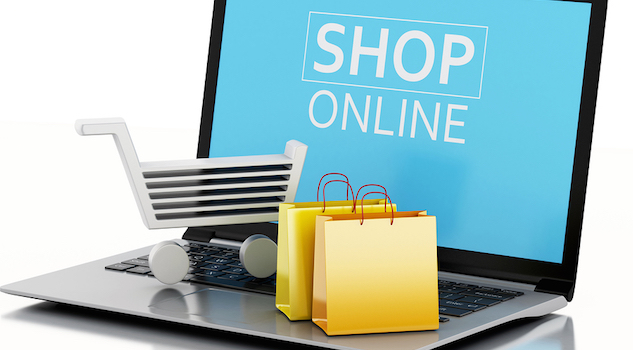 Online Shopping, image by Inside Small Business