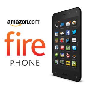 Amazon Fire Phone, image by Ebay.com