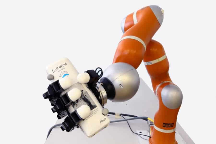 A New Robot Developed by EPFL Researchers, image by ScienceDaily