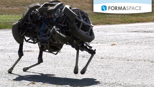 Massachusetts Institute of Technology (MIT) spinoff Boston Dynamics has developed a series of four-legged creatures as part of a DARPA military contract.