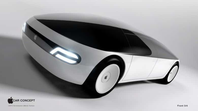 Apple Car, image by Cult of Mac