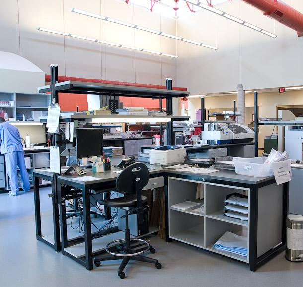 Modular Lab Benches