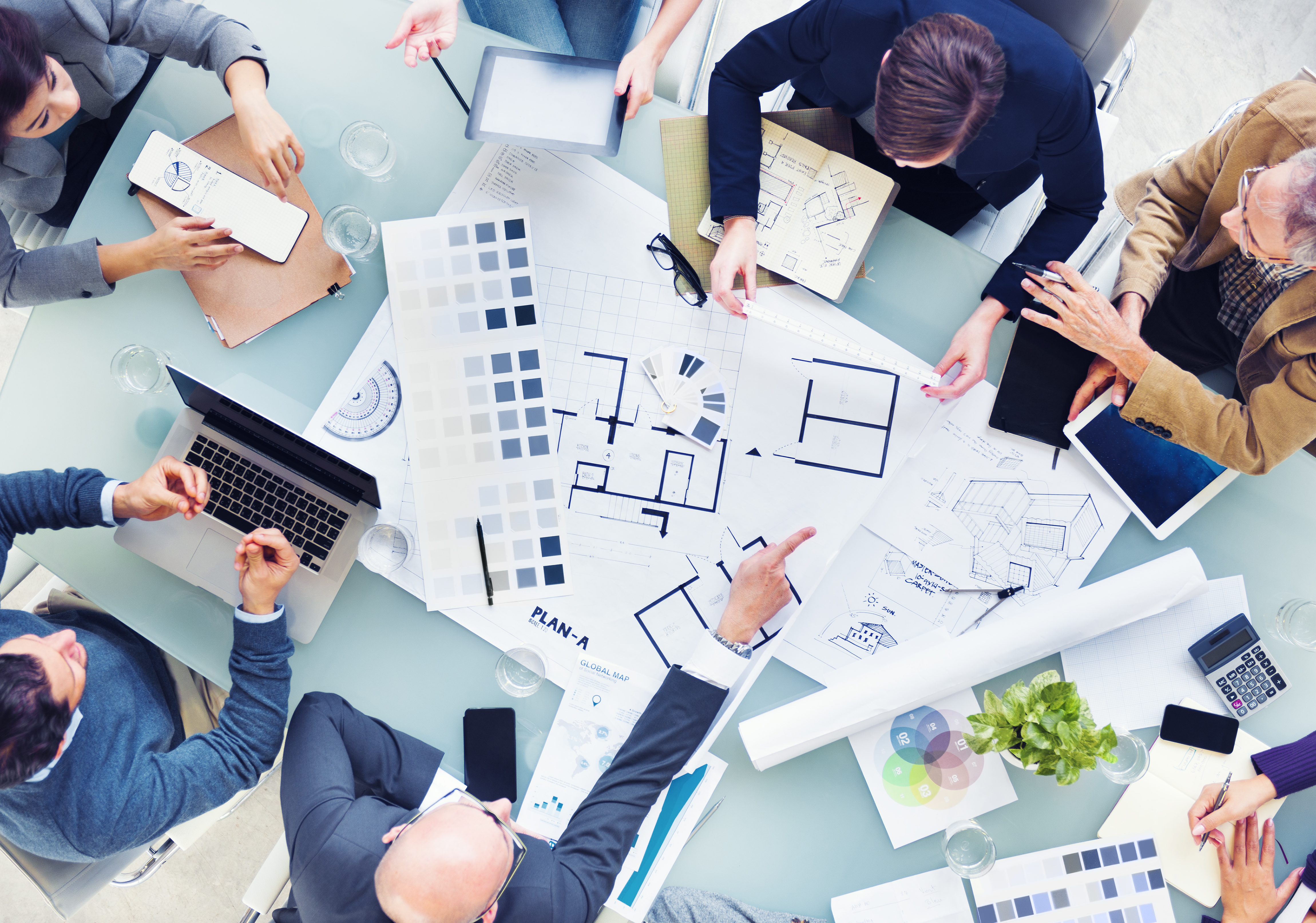 20 tips for starting your own architectural firm | formaspace