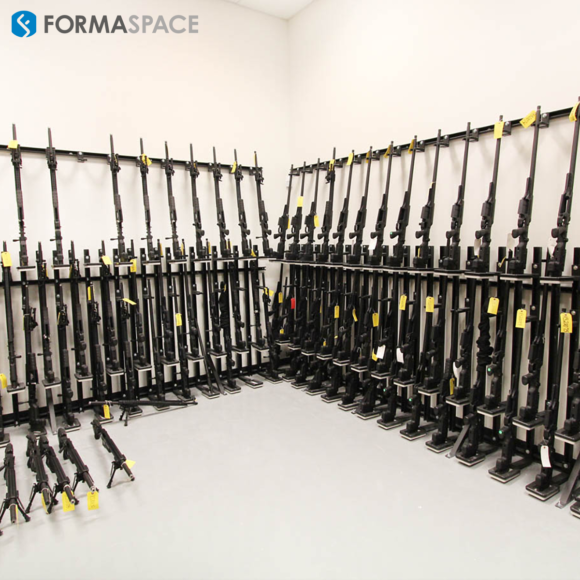 armory manufacturer - rifle storage rack