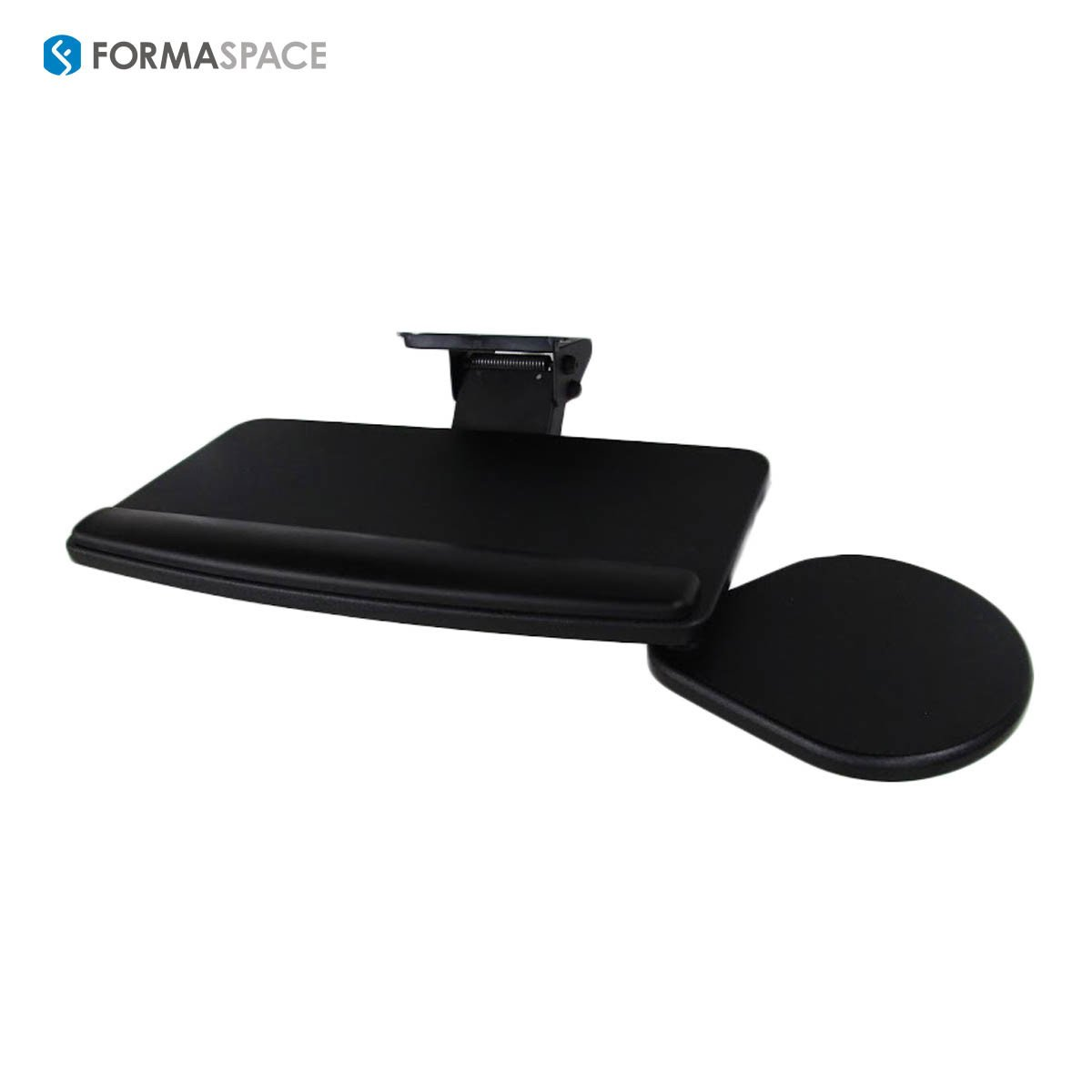 keyboard tray and mouse dock