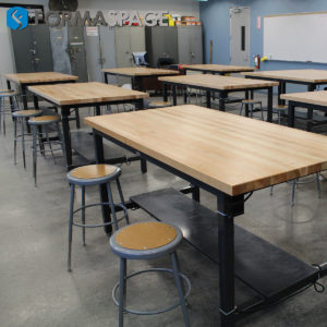 Tech Lab Classroom
