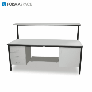 Bench Plus™ with Cabinet & Drawers