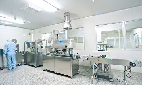 Stainless Steel Clean Room Furniture