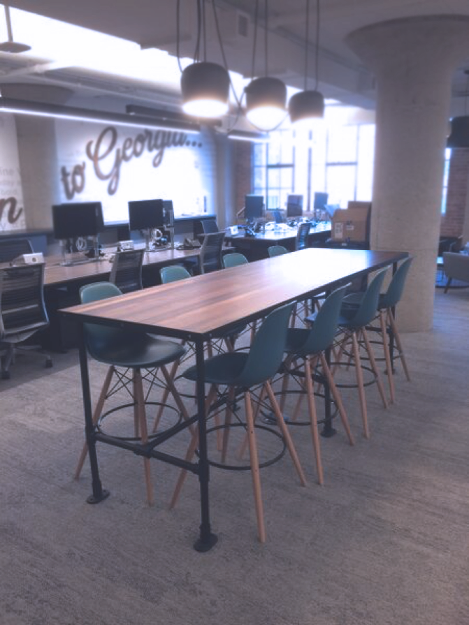 industrial office pinterest hand made construction makes our industrial office furniture more authentic why designs are functional and inspirational