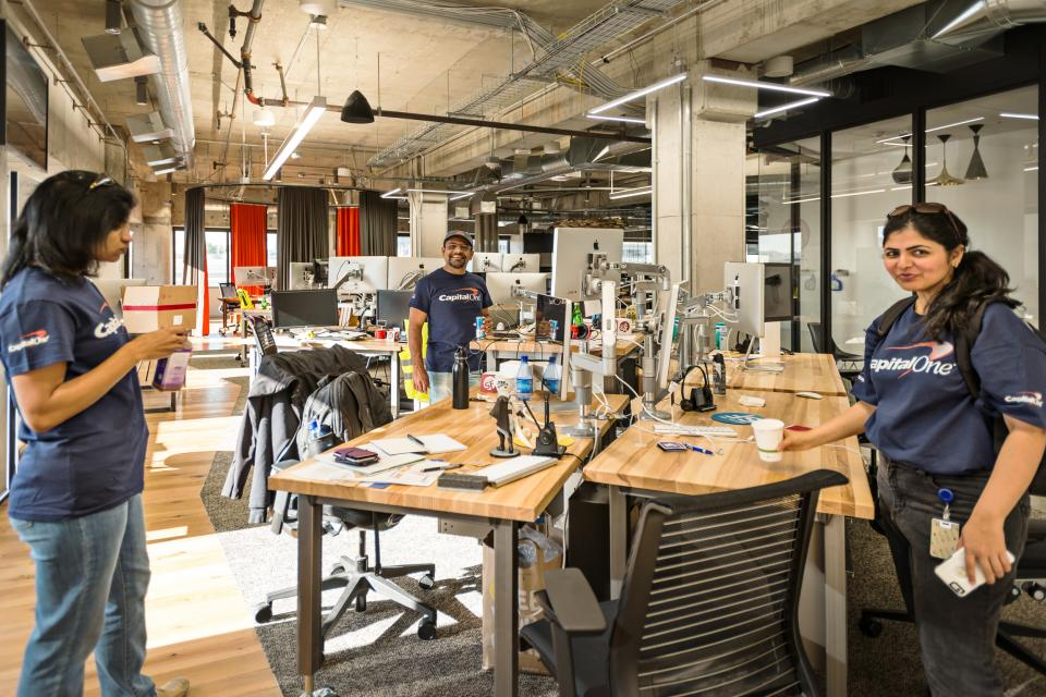 Why Industrial Office Designs are More Functional and Inspirational