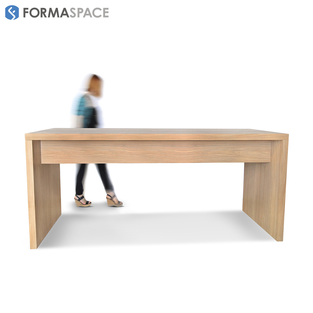 Expansive Cafe & Lounge Table