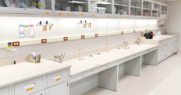 food diagnostics lab