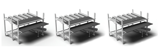 Heavy Duty Rack System