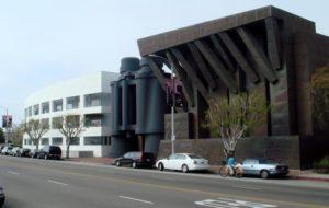 binocular building