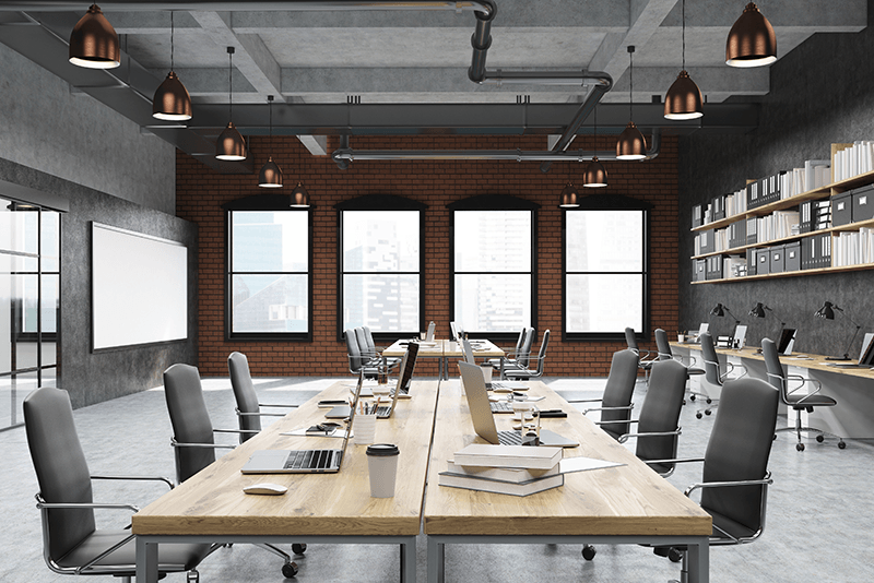 Ideas for Your Industrial Office Design Formaspace