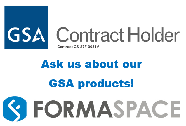 Formaspace GSA Contract