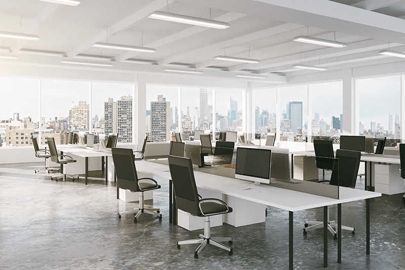 office workspaces. Open Office Floor Plan Workspaces A