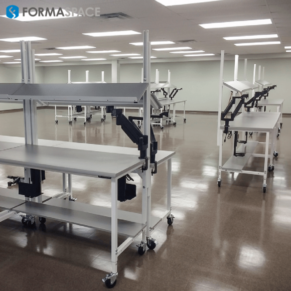 pharma workbenches