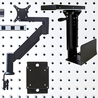 Lab Instrument Bench Accessories
