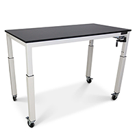 Mobile Lab Instrument Bench
