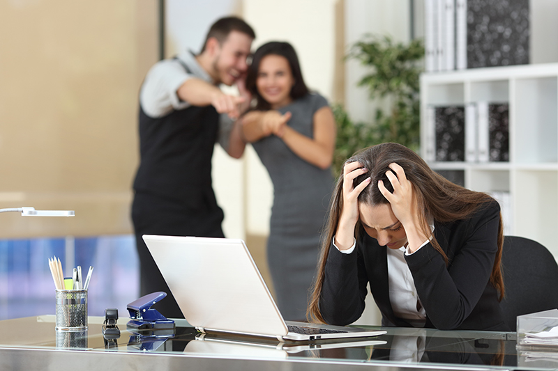 Stop Bullying in the workplace