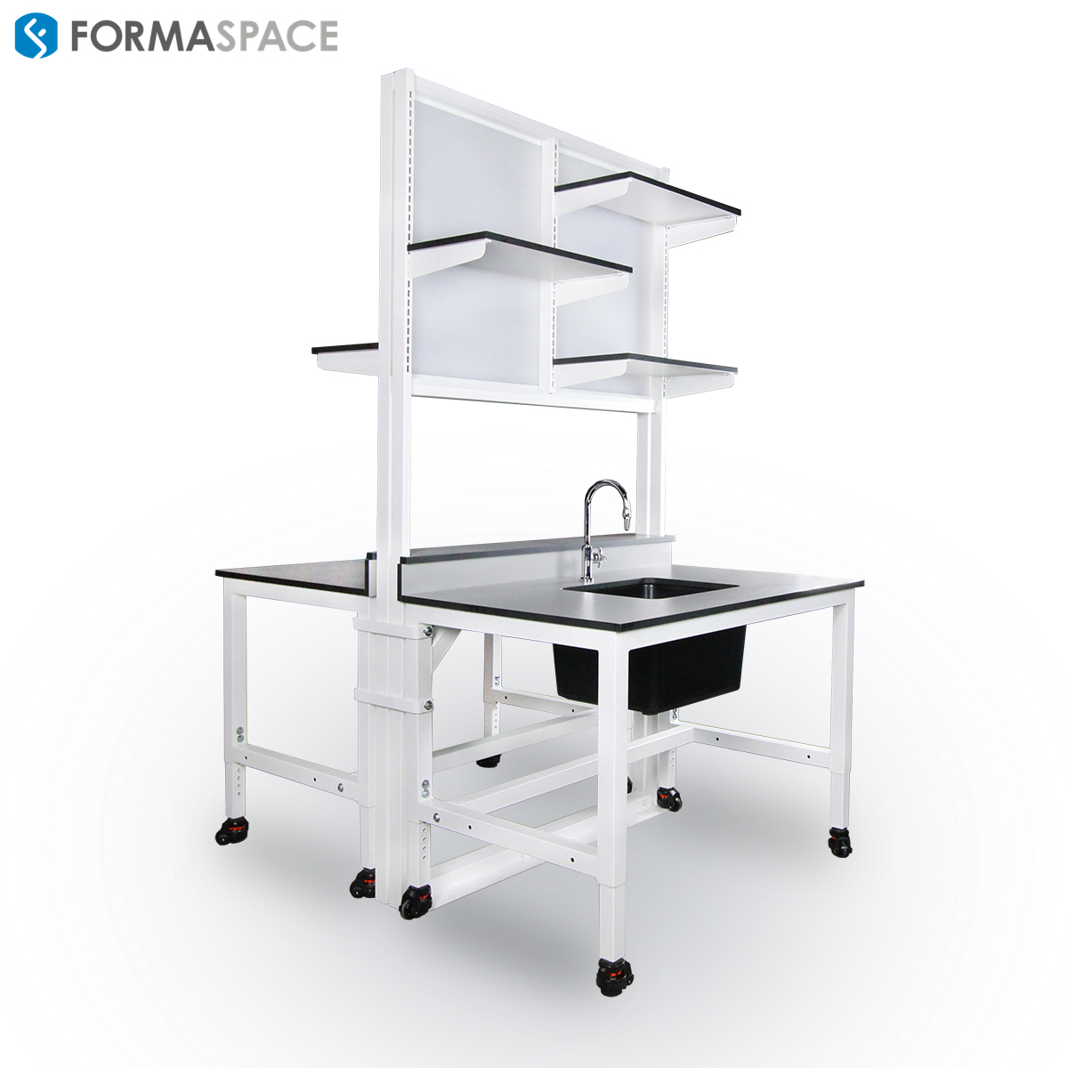 FabWall™ Laboratory Partition Modules