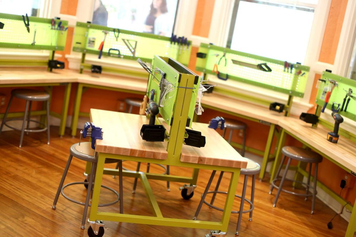 makerspace for children