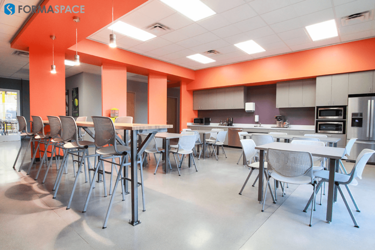 How Office Cafeterias Can Step Up Your Culture Game | Formaspace