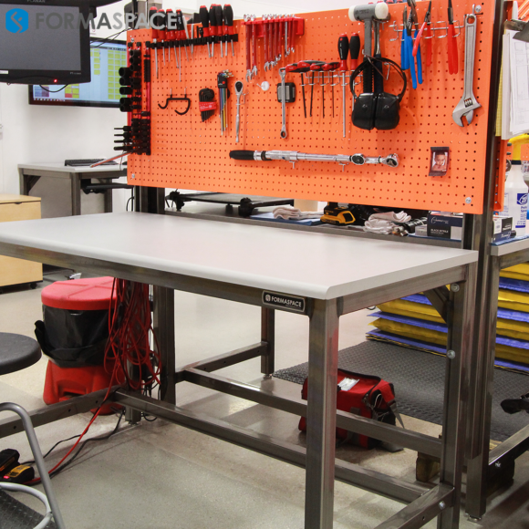 manufacturing workbench