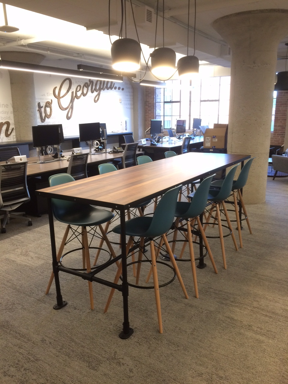 Twitter lounge & office - Atlanta