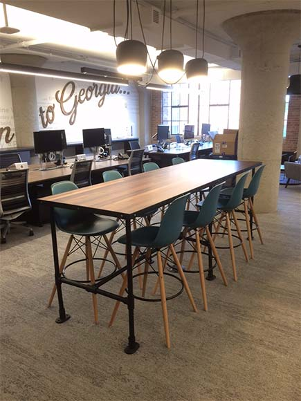 Twitter lounge & office - Atlanta