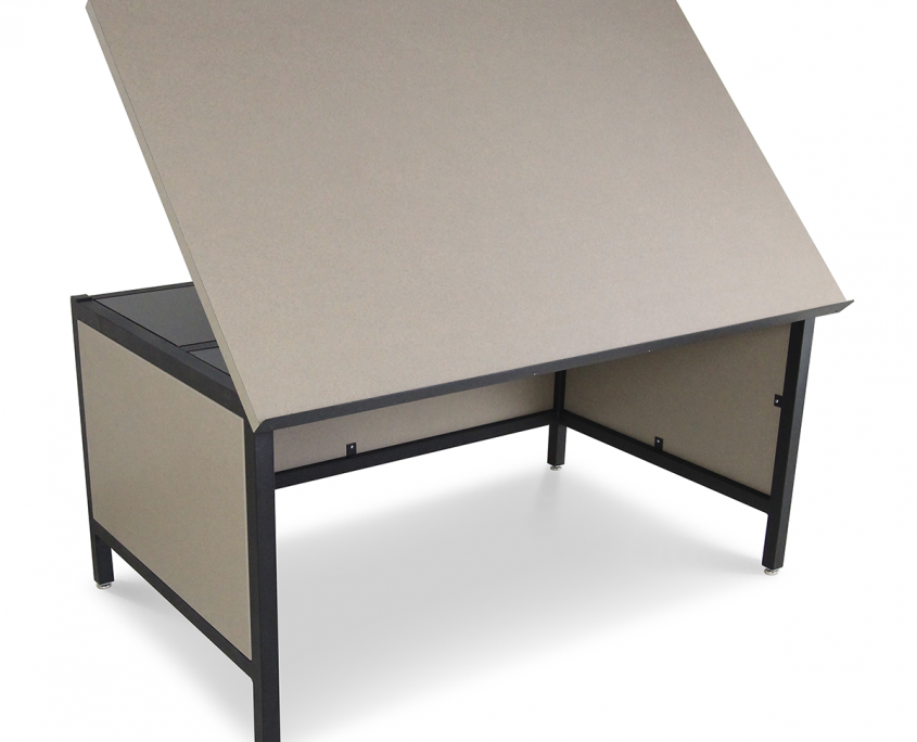 Drafting Table Privacy Panels