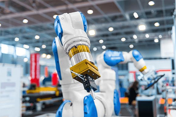 robots for industrial automation