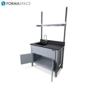 modular lab bench