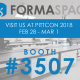 Visit Formaspace at Pittcon 2018, Booth #3507
