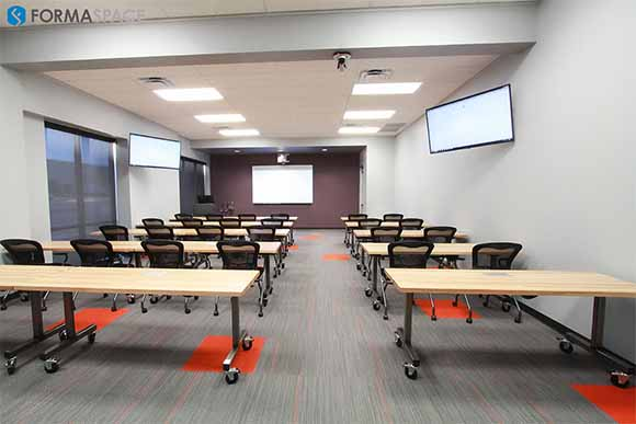 tilting tables nest training room furniture