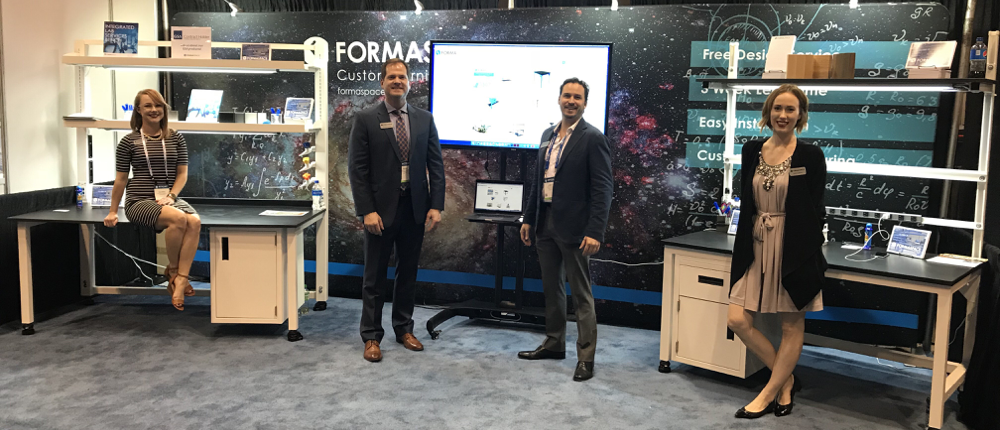 Formaspace at Pittcon 2018