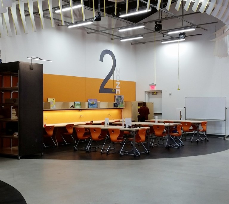 Arizona Science Center Makerspace Furniture