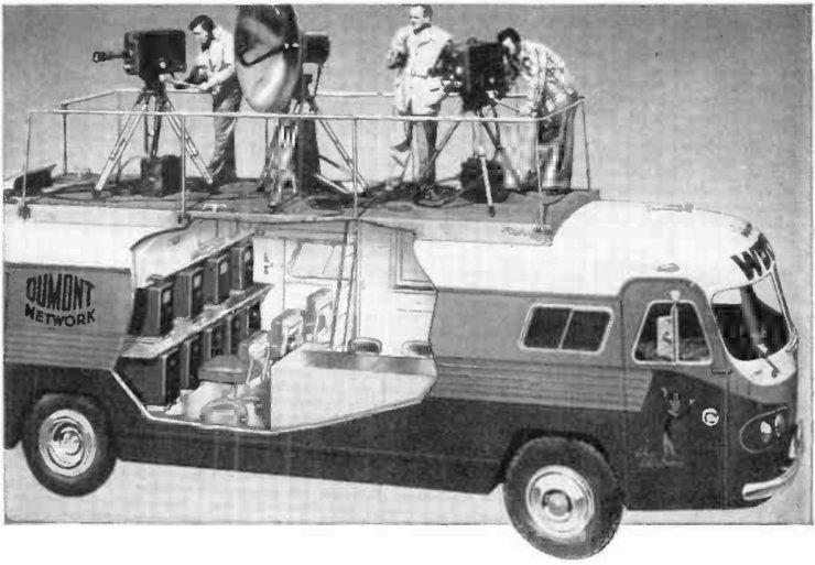 DuMont_Telecruiser_-_Early_TV_production_truck