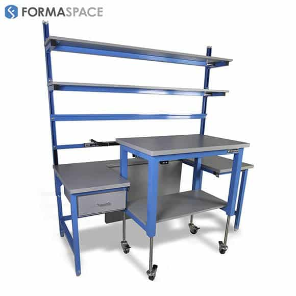 bench to mobile cart