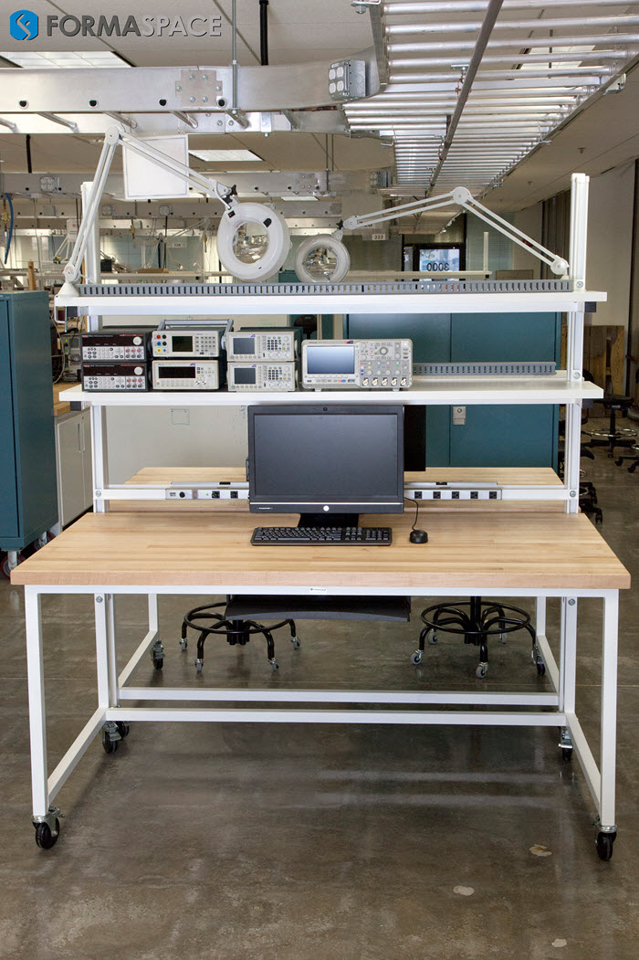 Bnechmarx in innovation lab