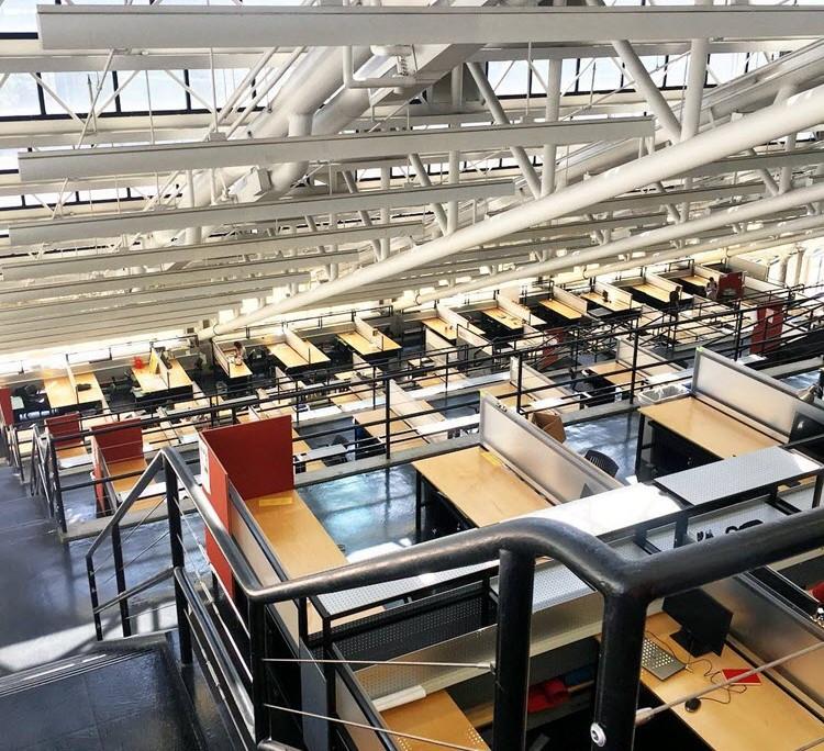 Harvard Formaspace modular casework