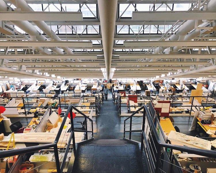 Harvard School of Design Formaspace modular custom furniture