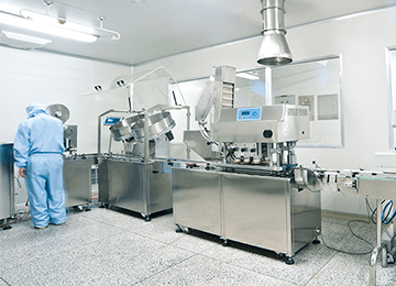 cleanroom fume hood double bracket image