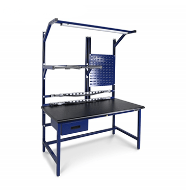 material handling workbench enhancements