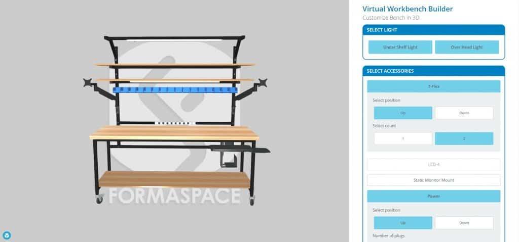 3Dconfigure - Formaspace