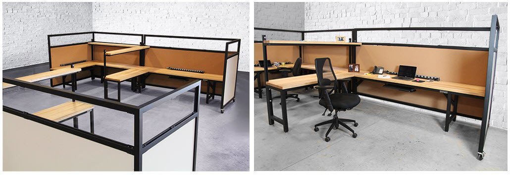 formaspace cubicles