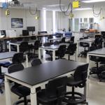 high school modular lab